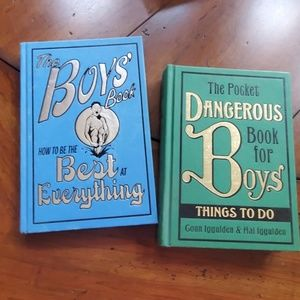 Dangerous / Everything Book for Boys